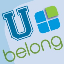 You (U)  Belong Logo